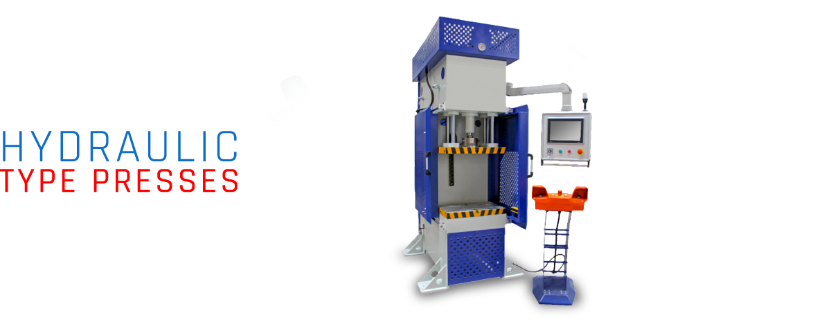 Hydraulic Type Presses